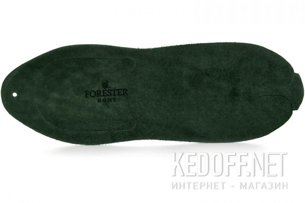 Шкіряні в'єтнамки Forester Home 4172-7 Темнозелені