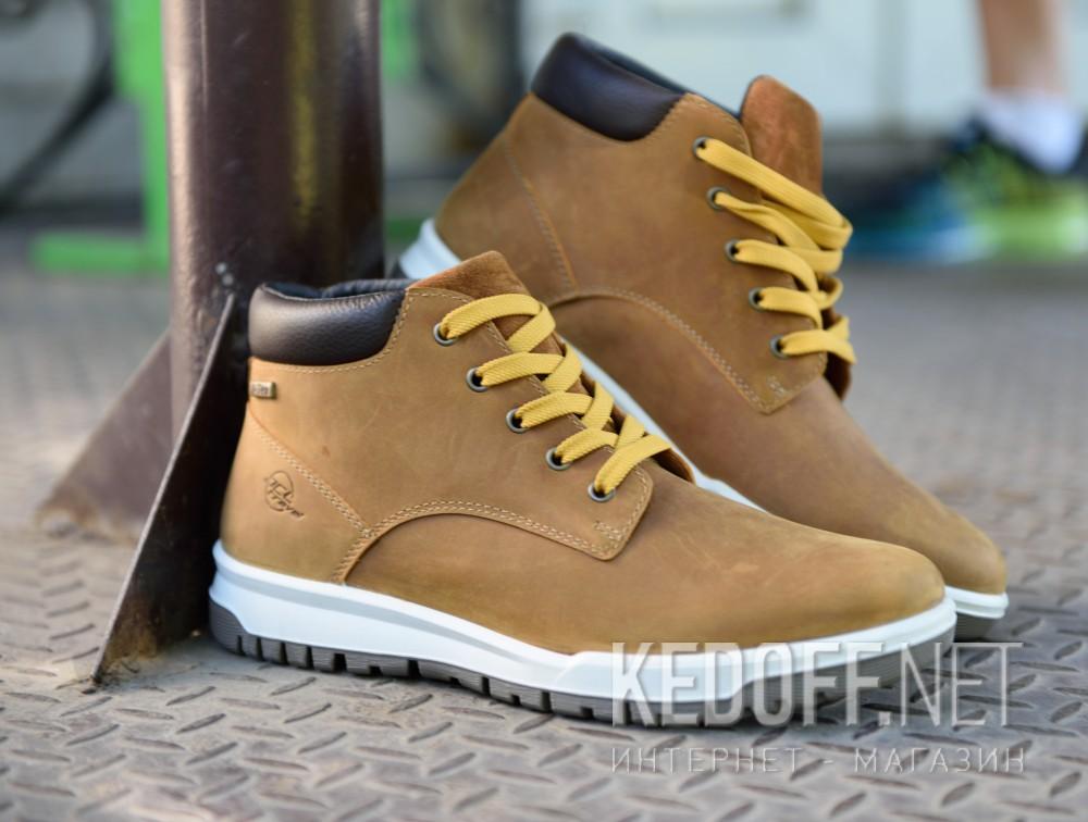 Цены на Ботинки Forester 4255-V1 унисекс   (коричневый)