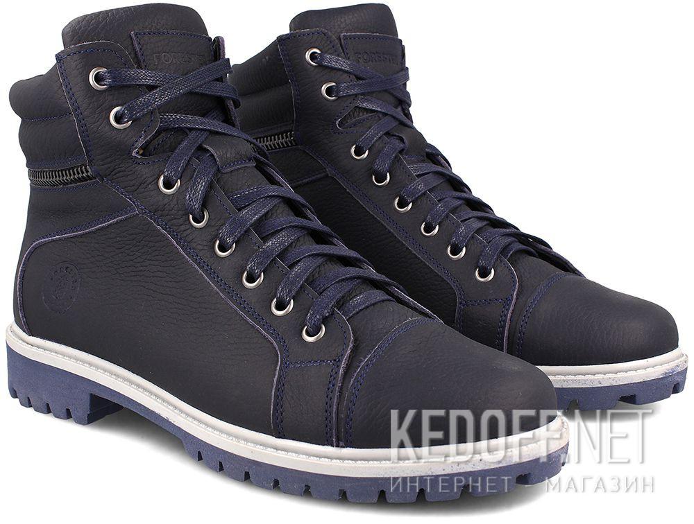 Ботинки Forester Blue Shark 4534-8989 купить Украина