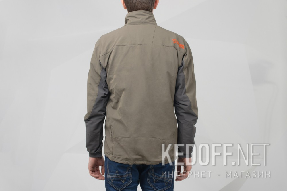Куртка Forester The Four Elements Brad Dark Grey 458114