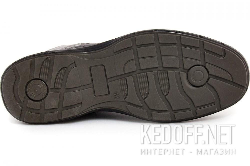 Мужские ботинки Forester 4837-V5   (чёрный) купить Киев