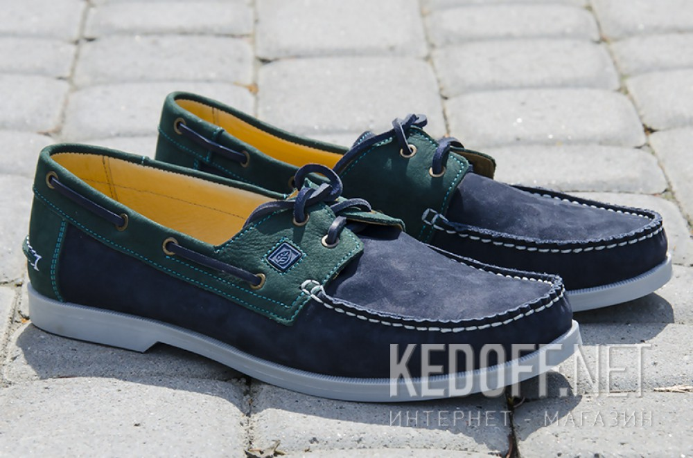 Nubuck boat shoes Forester 5037-22