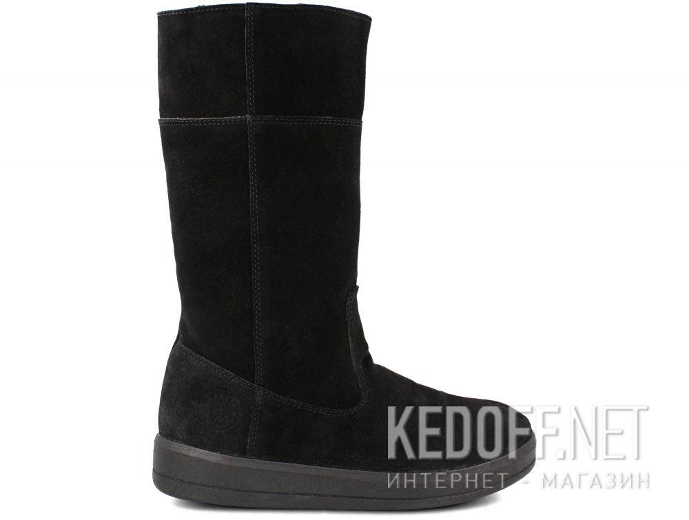 Женские сапожки Forester 5059-127 Чёрные купить Киев