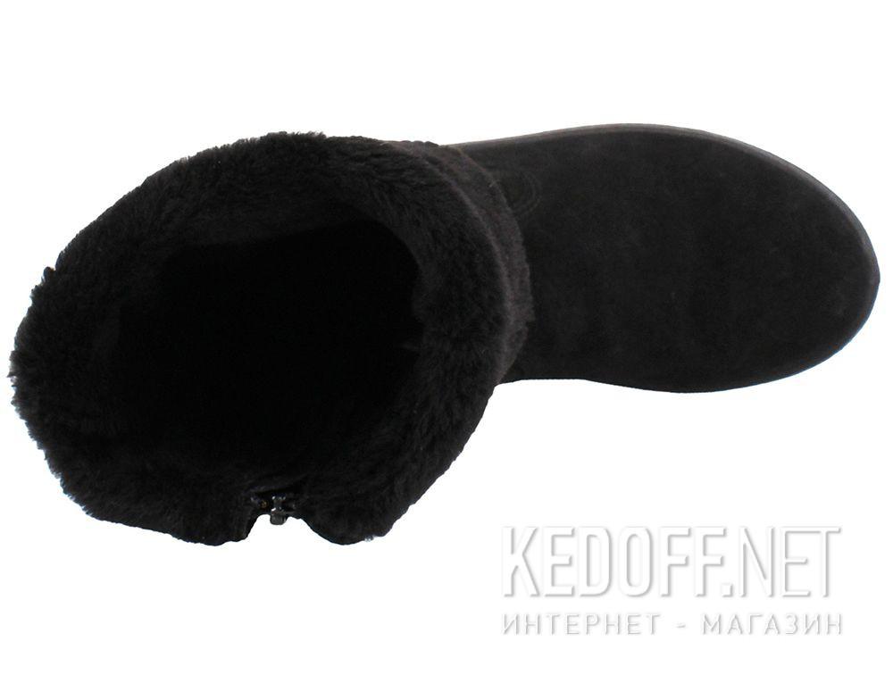 Женские сапожки Forester 5059-127 Чёрные описание