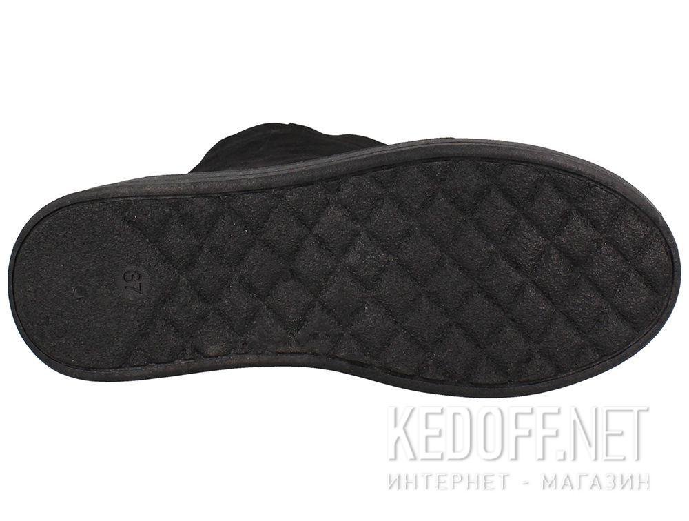 Цены на Женские сапожки Forester 5059-127 Чёрные