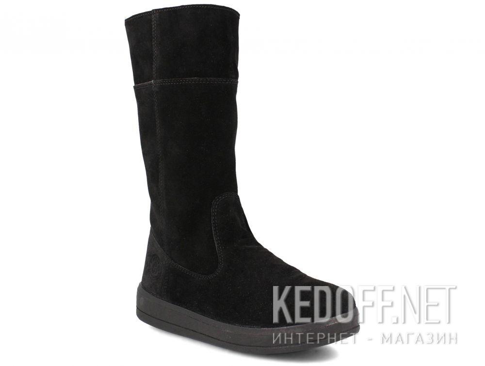 Женские сапожки Forester 5059-127 Чёрные купить Украина
