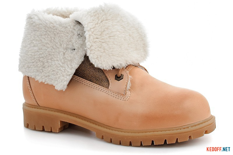 Winter boots Forester 50919-205113 with fur