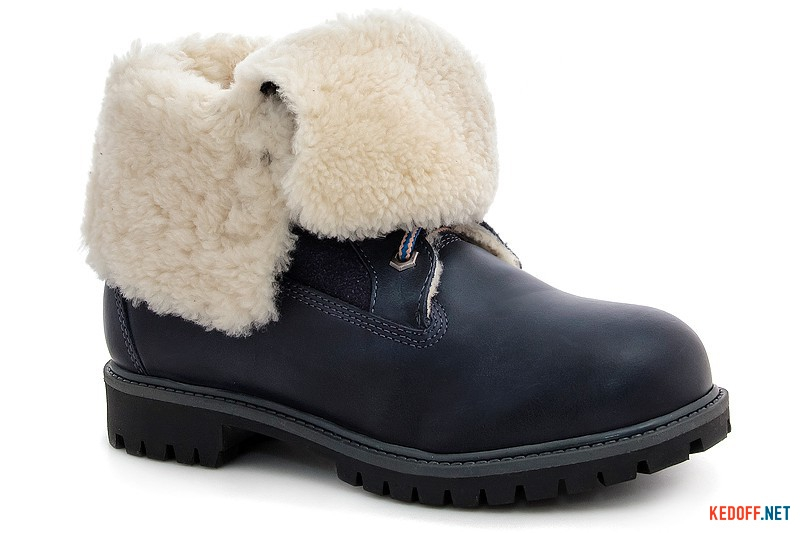 Winter boots with fur Forester 50919-224002