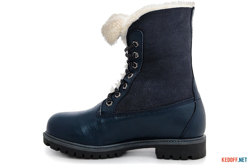 Winter boots with fur Forester 50919-227003