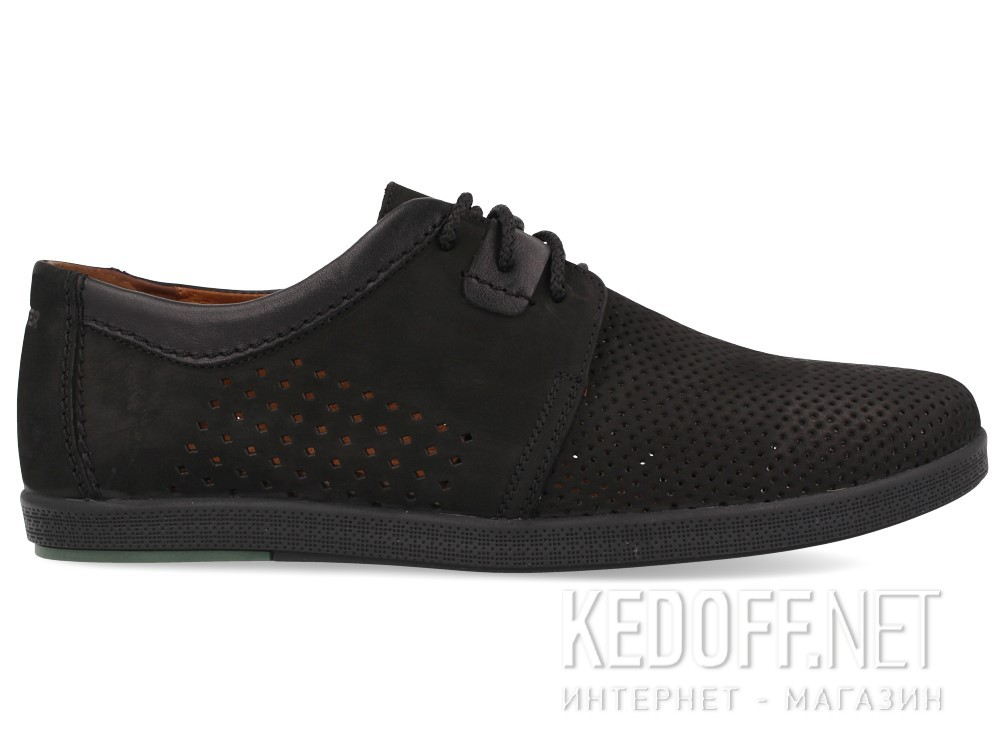 Мужские туфли Forester 701-02   (чёрный) купить Украина