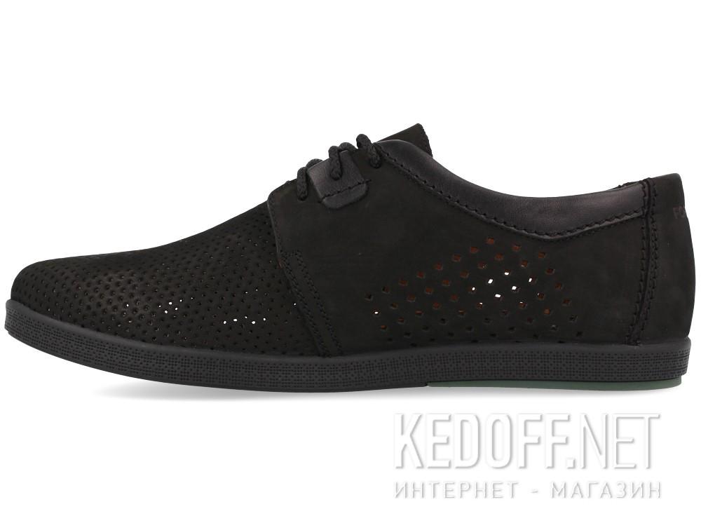 Мужские туфли Forester 701-02   (чёрный) купить Киев