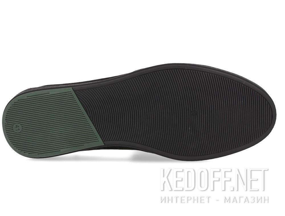 Мужские туфли Forester 701-02   (чёрный) описание
