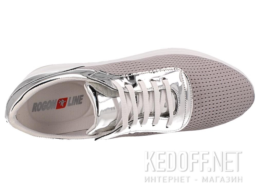 Женские кроссовки Forester 7010-37   (серый) описание