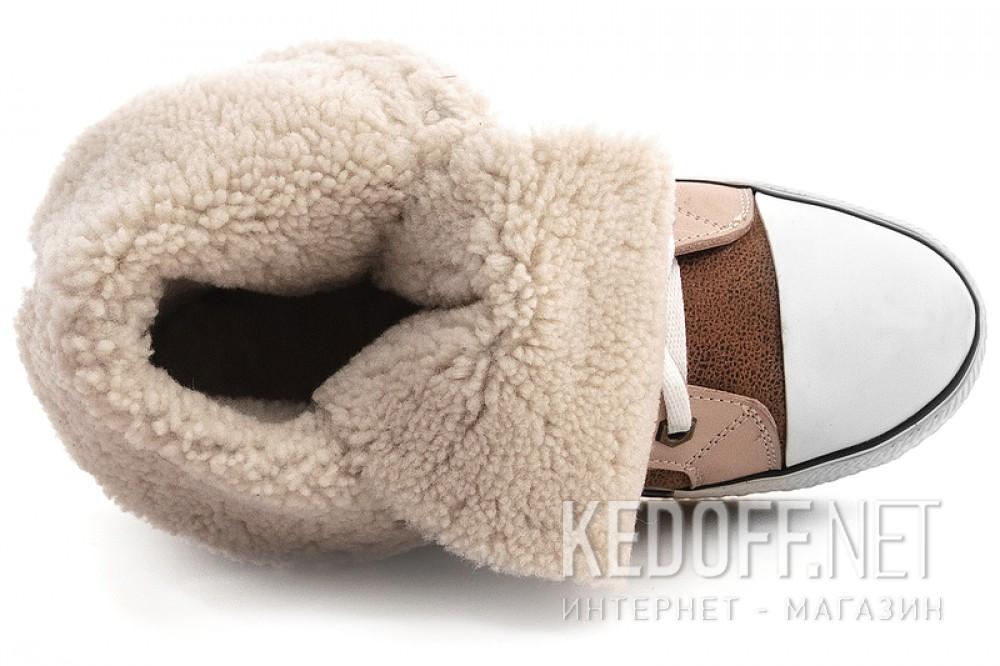 Зимові кеди Forester 701001- 7504 Коричневі