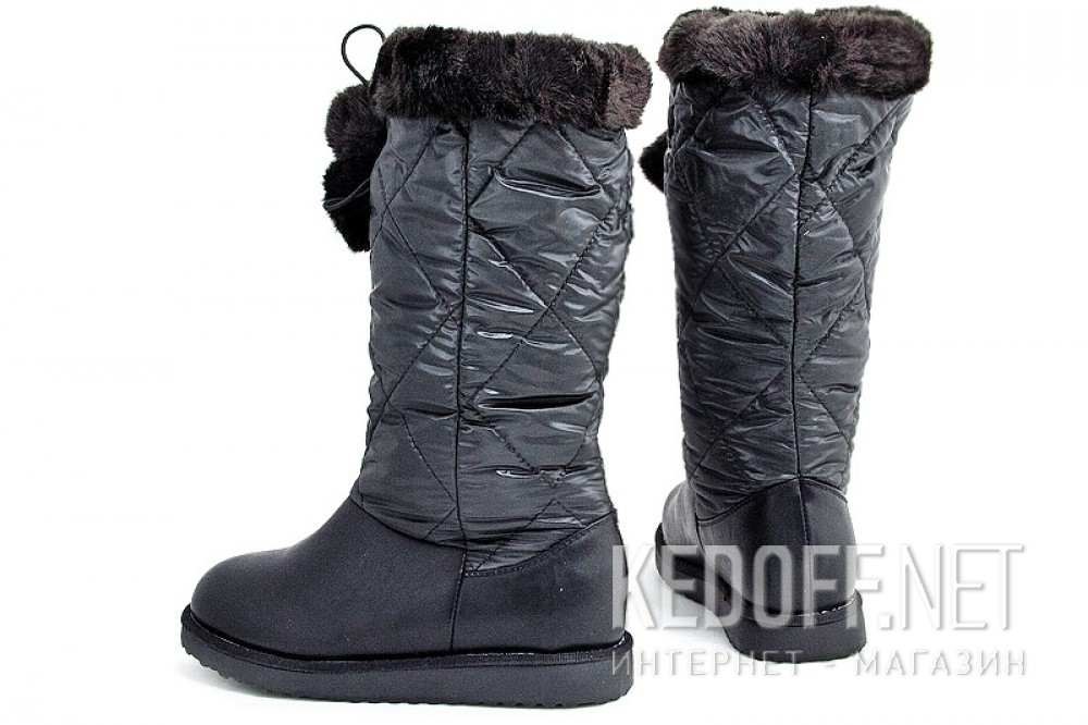 Boots Forester 7237 Black