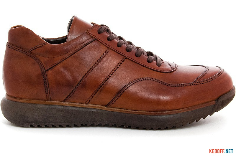 Men's shoes Forester 7348-45 Brown Leather