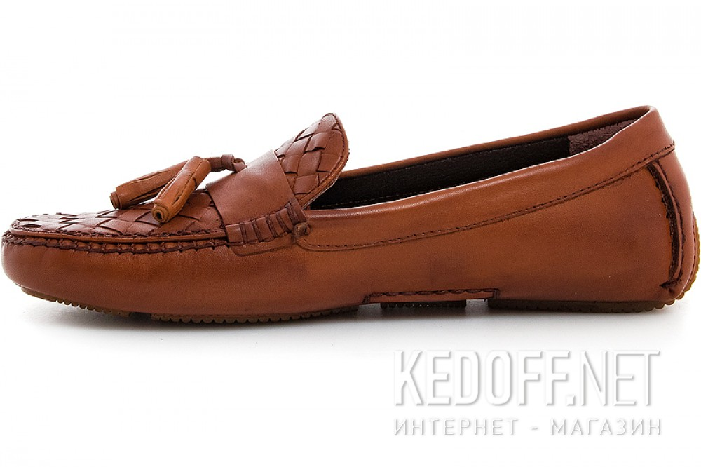 Men's light brown loafers Forester 7488-45