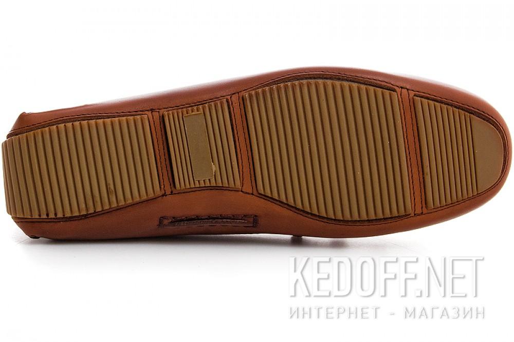 Чоловічі мокасини Forester 7488-45 Світлокоричневі