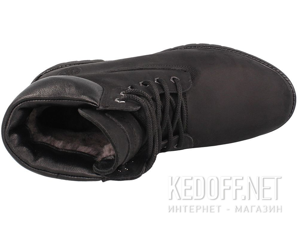 Мужские ботинки Forester Black Lumber Jack 7511-127 описание