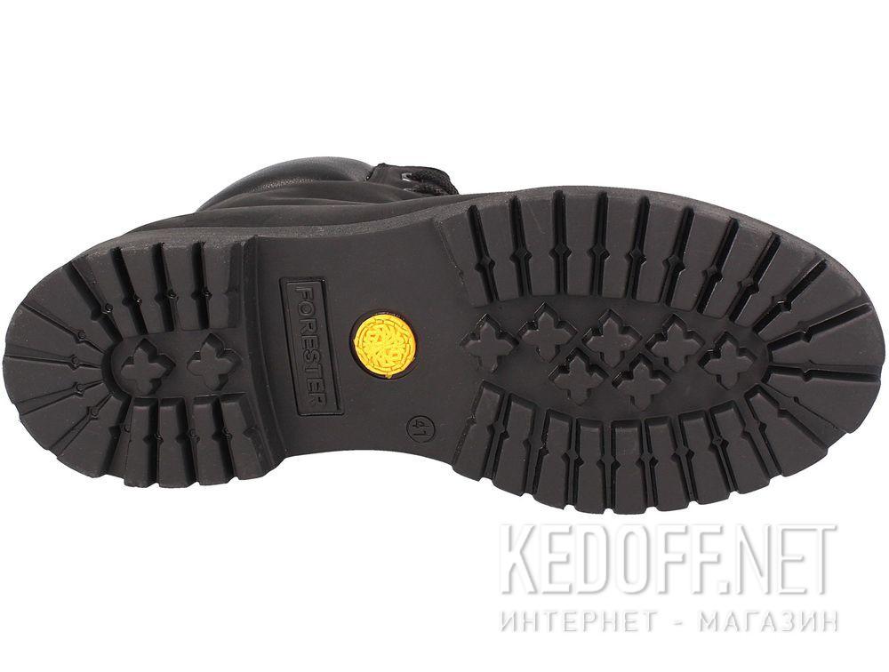 Цены на Мужские ботинки Forester Black Lumber Jack 7511-127