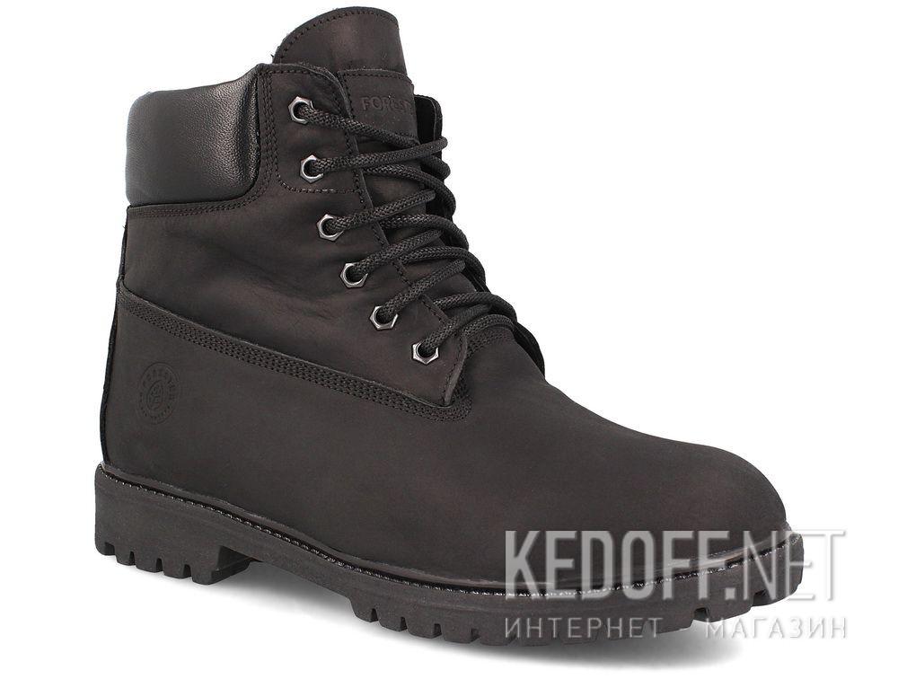 Купить Мужские ботинки Forester Black Lumber Jack 7511-127