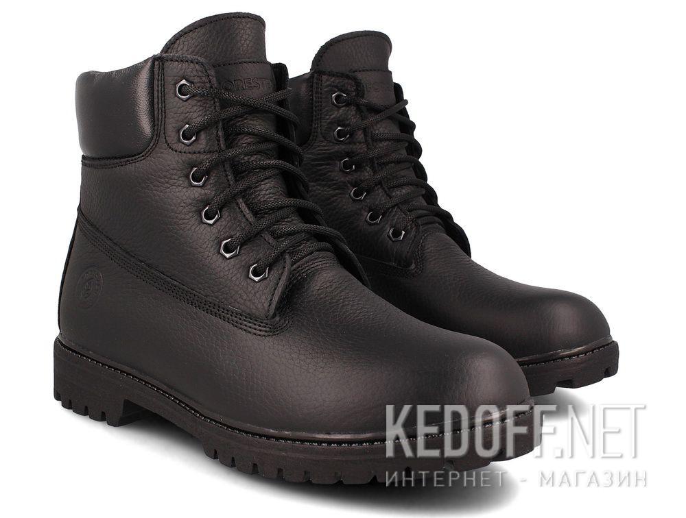 Мужские ботинки Forester Black Lumberjack 7511-272 купить Украина
