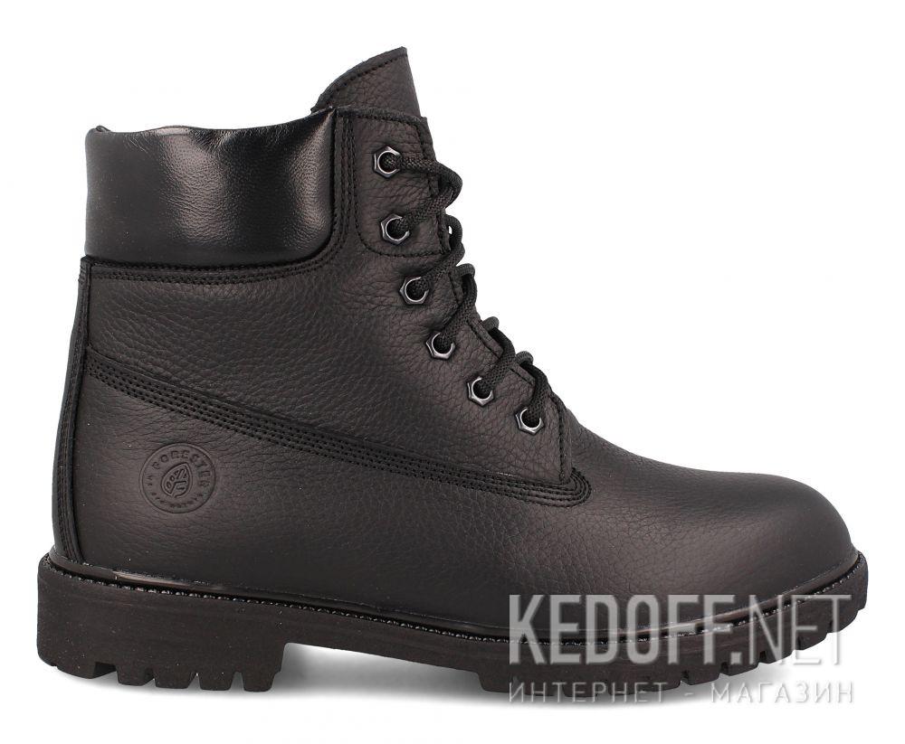 Мужские ботинки Forester Black Lumberjack 7511-272 купить Киев