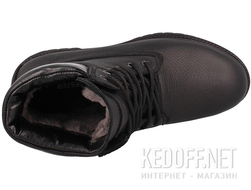 Мужские ботинки Forester Black Lumberjack 7511-272 описание