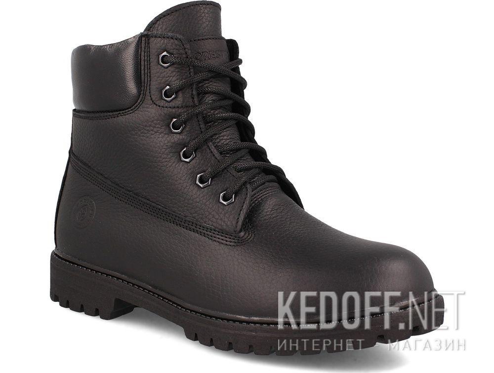 Купить Мужские ботинки Forester Black Lumberjack 7511-272