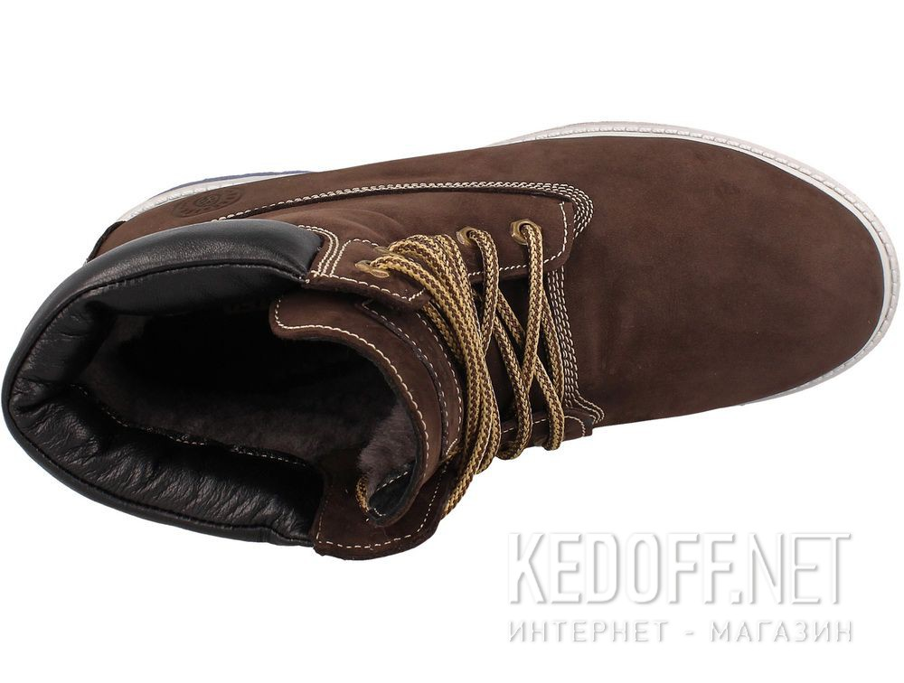 Мужские ботинки Forester 7511-45 описание
