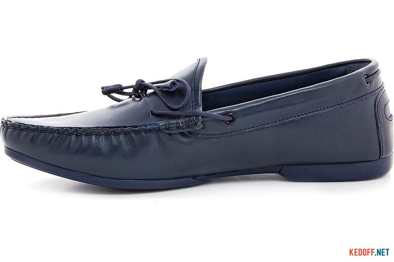 Loafers Forester 7550-89 Dark blue