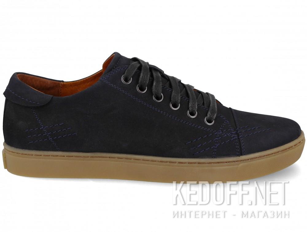 Мужские кеды Forester 7672-052   (тёмно-синий) купить Киев