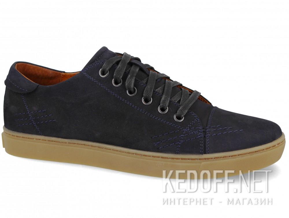 Купить Мужские кеды Forester 7672-052   (тёмно-синий)