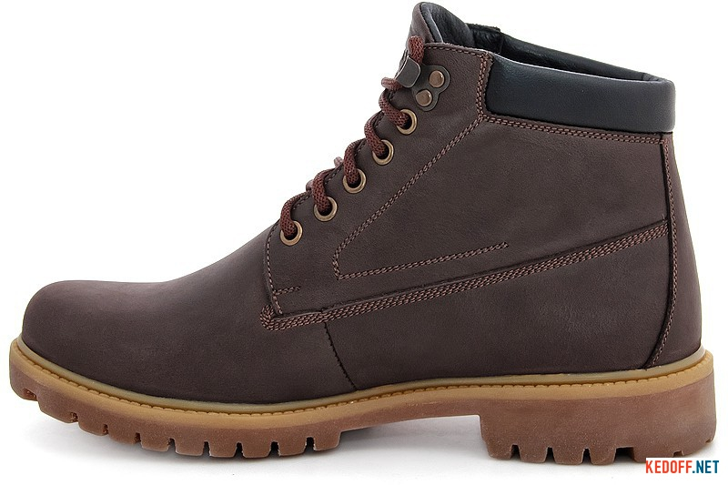 Мужские ботинки Forester Panama Jak 7751-177 описание