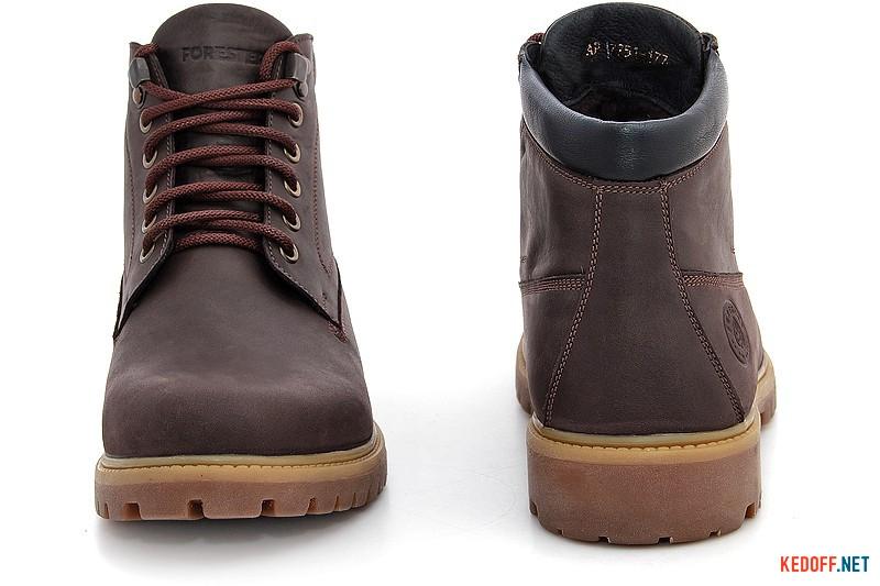 Мужские ботинки Forester 7751-177 купить Украина