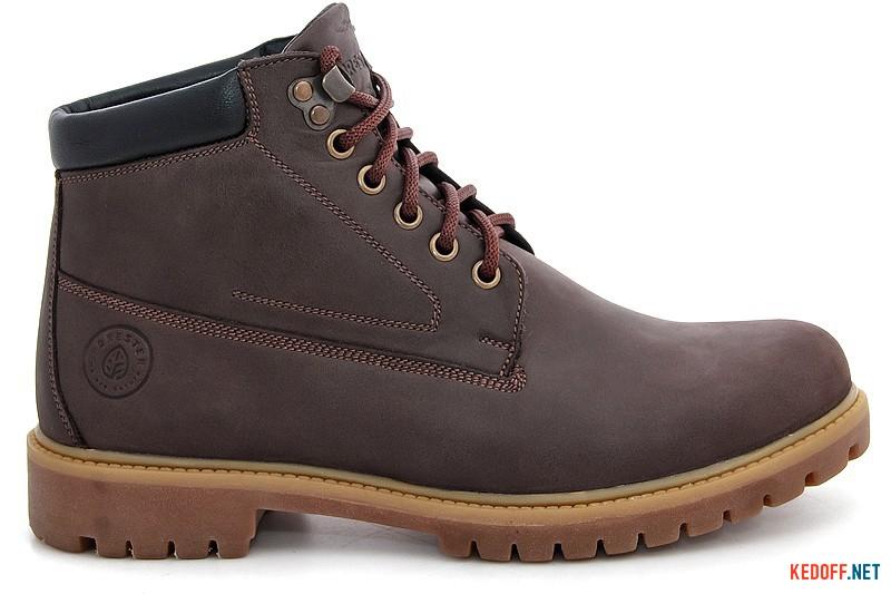 Мужские ботинки Forester Panama Jak 7751-177 купить Киев