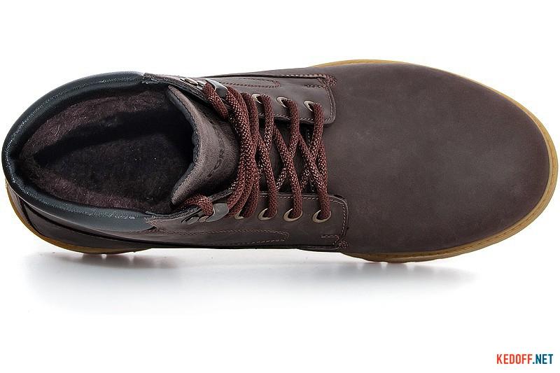 Оригинальные Мужские ботинки Forester Panama Jak 7751-177