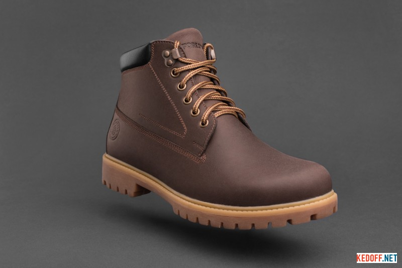 Мужские ботинки Forester Panama Jak 7751-177 доставка по Украине