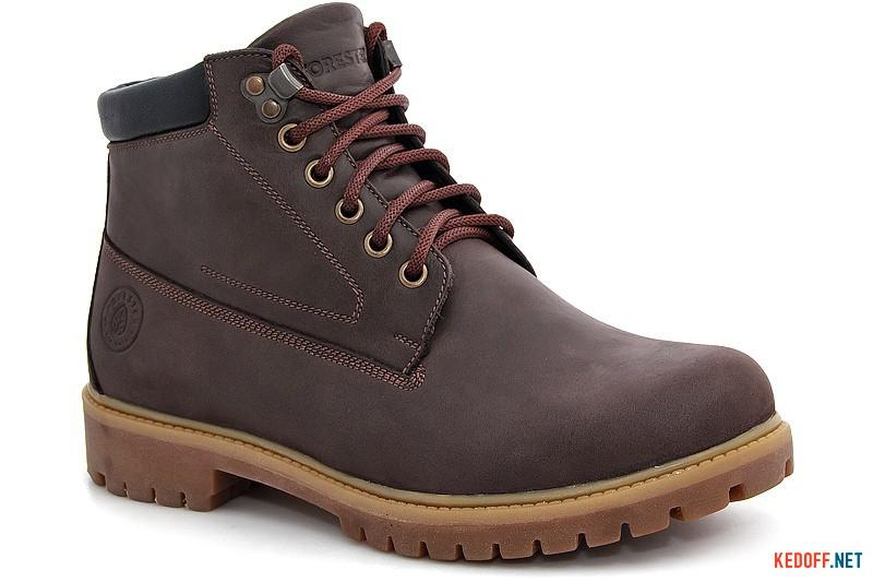 Купить Мужские ботинки Forester Panama Jak 7751-177