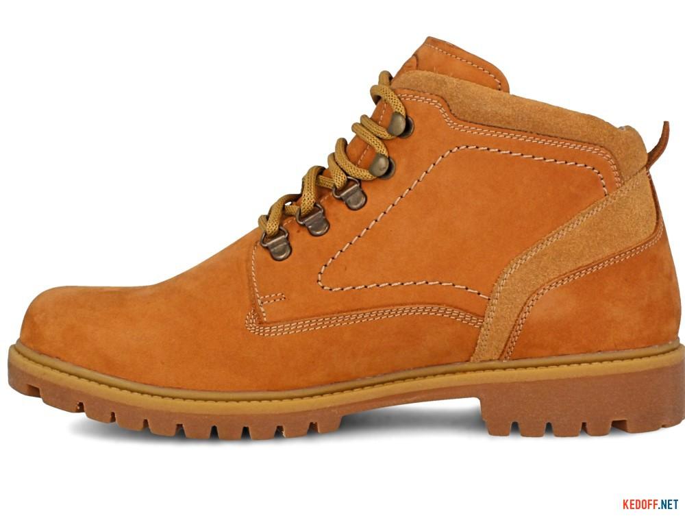 Мужские тимберленды Forester Yellow Boots 7755-042   (жёлтый) купить Киев