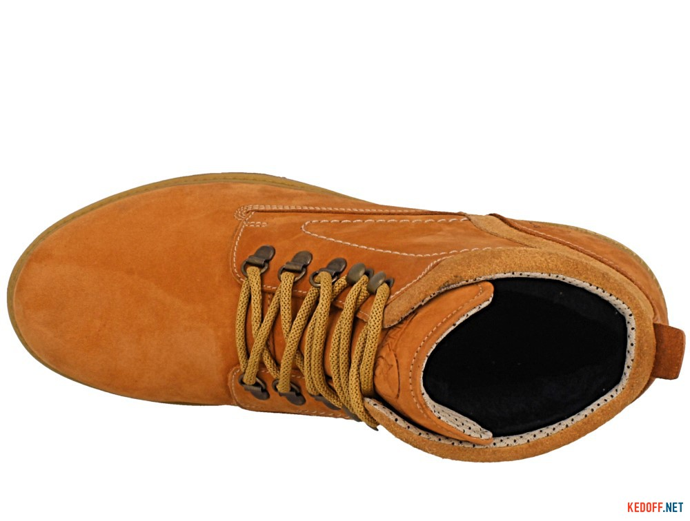 Оригинальные Мужские тимберленды Forester Yellow Boots 7755-042   (жёлтый)