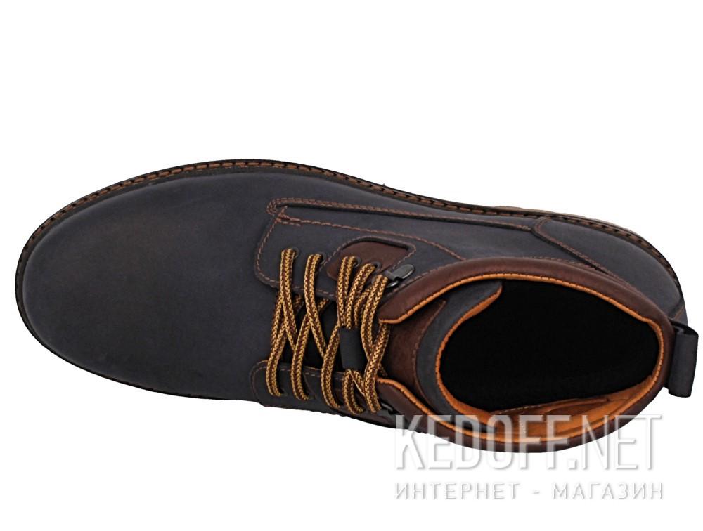 Оригинальные Мужские ботинки Forester 7757-705   (тёмно-синий)