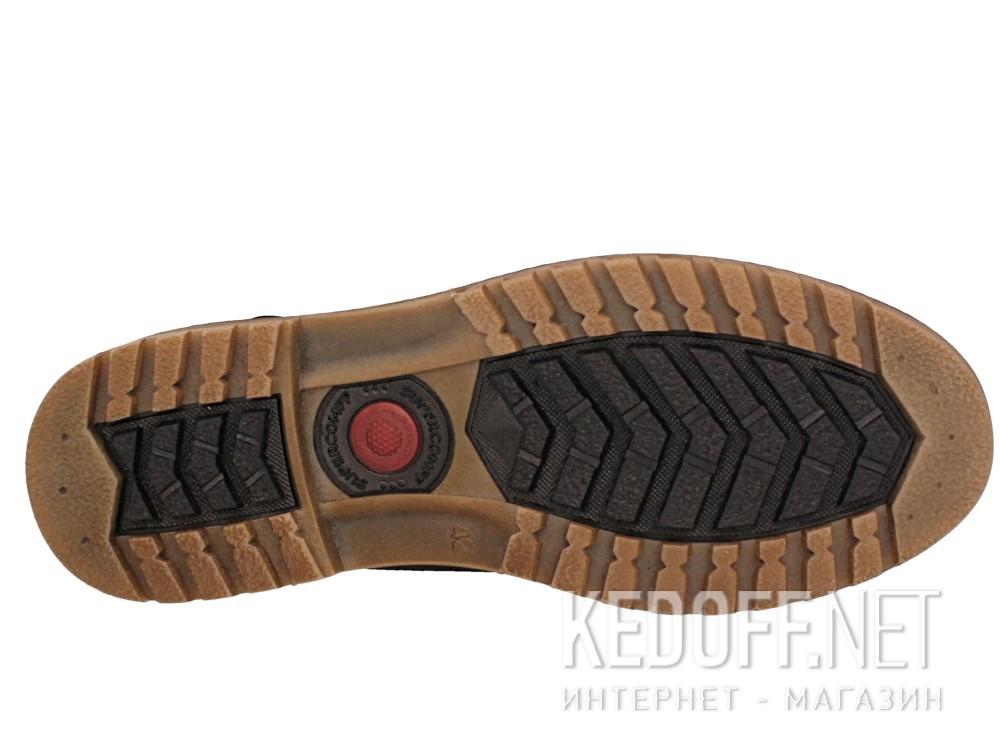 Мужские ботинки Forester 7757-705   (тёмно-синий) описание