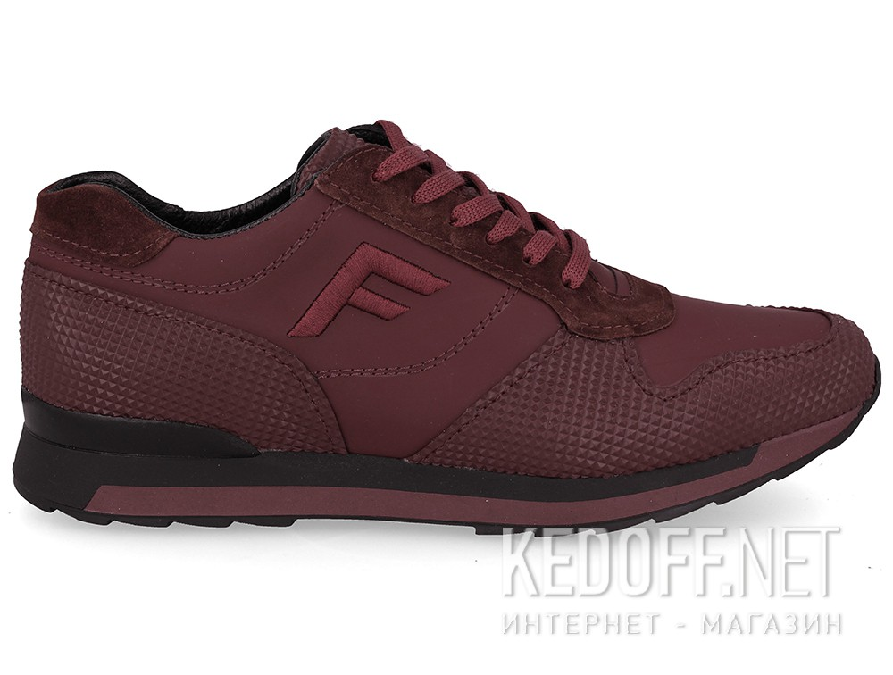 Mens comfort Forester 7828-48 (Burgundy) купить Киев