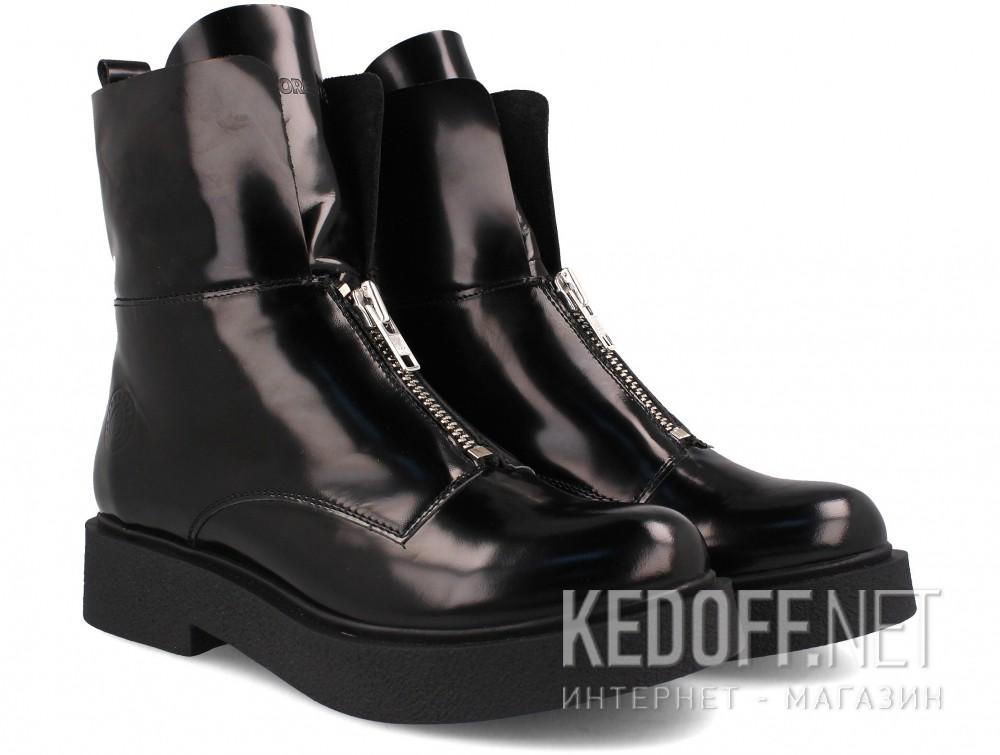 Женские ботинки Forester Zip Nappa 81891-27 купить Украина