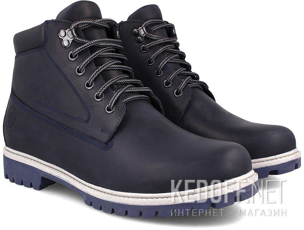 Мужские ботинки Forester Blu Marine 85751-005 купить Украина