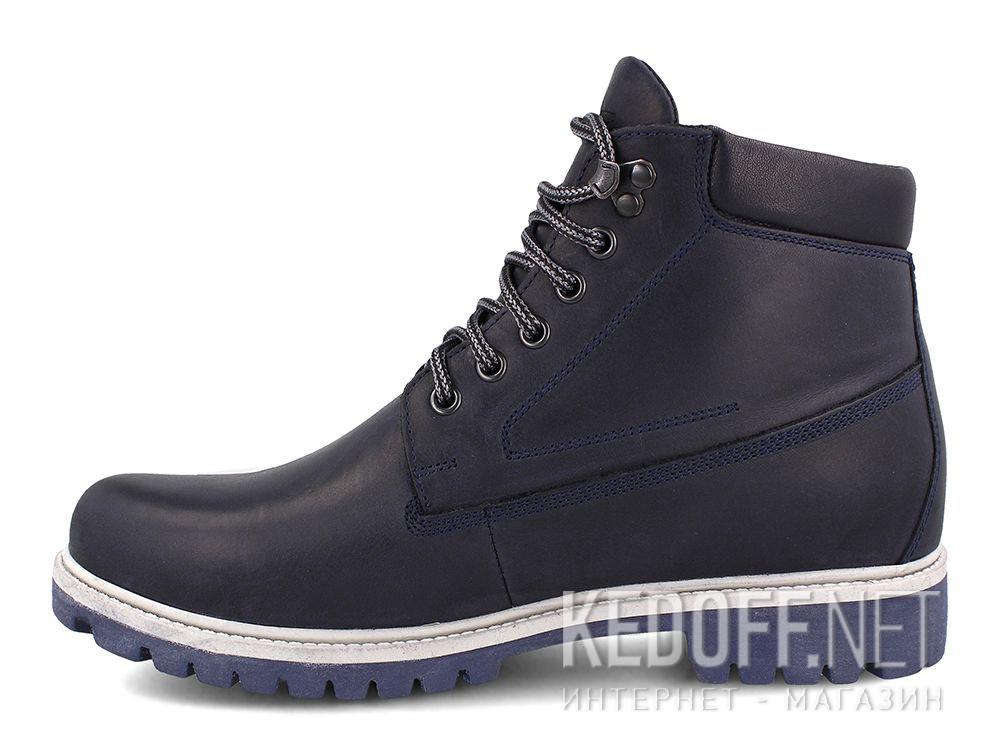Оригинальные Мужские ботинки Forester Blu Marine 85751-005