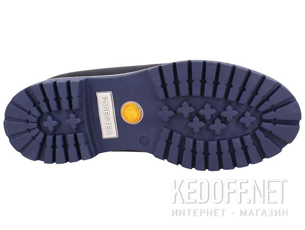 Цены на Мужские ботинки Forester Blu Marine 85751-005