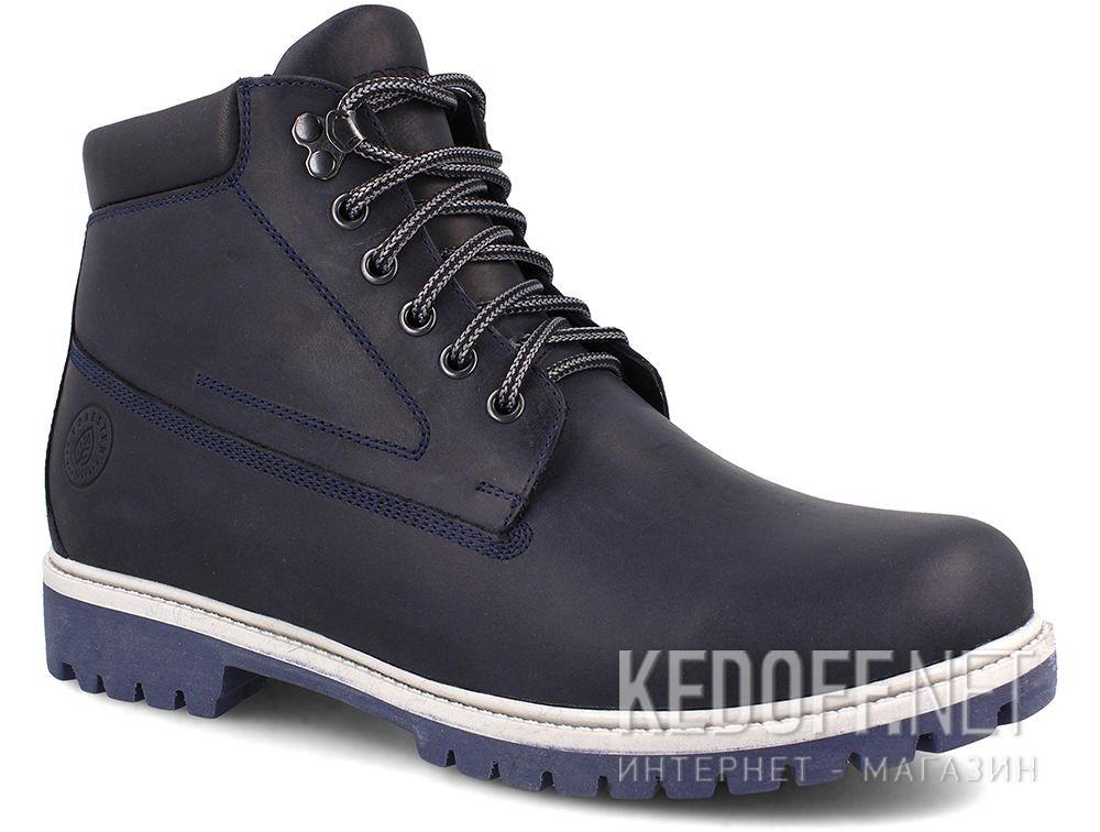 Купить Мужские ботинки Forester Blu Marine 85751-005