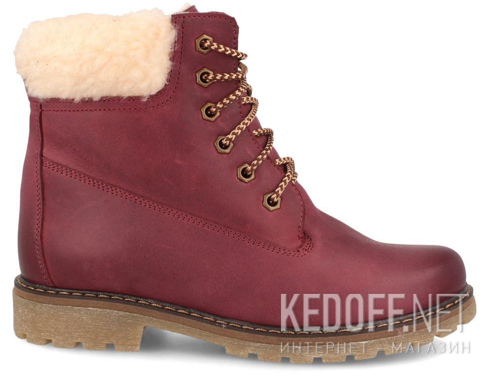 Женские ботинки Forester 8633-48 купить Украина